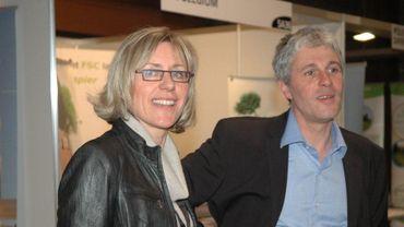 Marie-Eve Van Laethem succède à Paul Furlan à la tête de Thuin