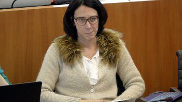 La députée bruxelloise N-VA Liesbet Dhaene