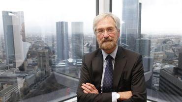 Peter Praet : avant la crise de 2008, les citoyens et les banques avaient une vision trop optimiste de l'avenir