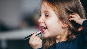 Une étude montre que les produits de beauté entraînent beaucoup d'hospitalisations d'enfants.