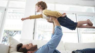 20% des enfants admirent leur héros préféré pour leurs capacités à donner des coups.