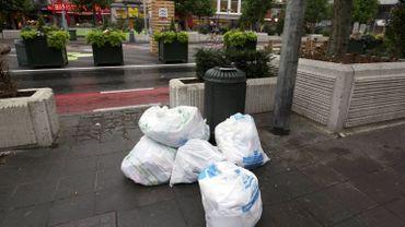 Le ramassage des sacs-poubelle encore perturbé ce mardi