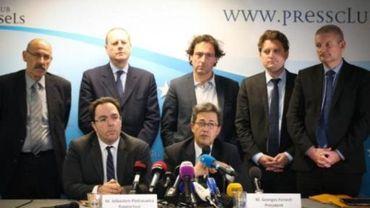 La commission d'enquête française demande de renforcer la coopération franco-belge