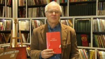 """Alain Berenboom reçoit le prix Rossel pour son roman """"Monsieur Optimiste"""""""