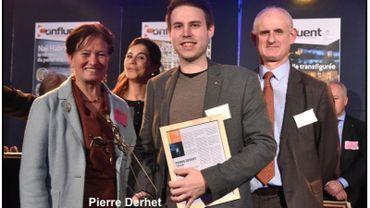 Pierre Derhet, Namurois de l'Année
