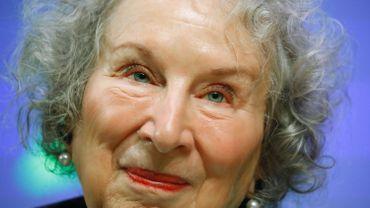Margaret Atwood était en itw en direct avec la BBC, une interview retransmise dans plus de 1000 salles de cinéma à travers le monde, Les Grenades y étaient.