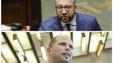 Sondage polémique de Theo Francken: Charles Michel défend l'initiative