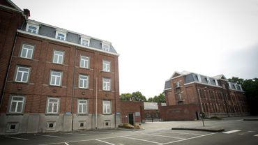La caserne St Jean à Tournai