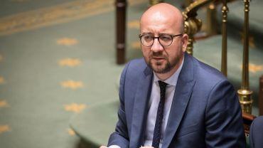 """Taxe sur les transactions financières: Charles Michel appelle à un """"moment de vérité"""""""