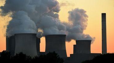 La centrale au charbon de Weisweiler en Allemagne, le 2 octobre 2015