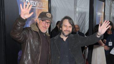 Steven Spielberg et Peter Jackson