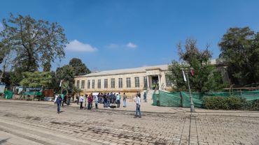 Le palais du souverain Mohamed Ali Pacha, considéré comme le modernisateur de l'Egypte au 19e siècle, doit rouvrir ses portes selon les autorités en 2020.