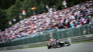 Au final, le Grand Prix 2013 ne laisse qu'une ardoise provisoire de 4,9 millions...