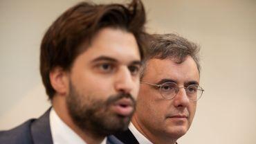 Les informateurs reçoivent, séparément, Paul Magnette et Bart De Wever