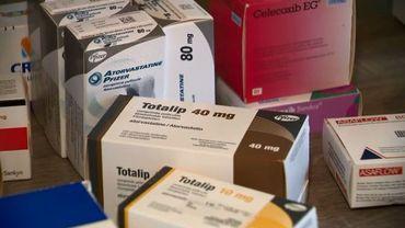 Des tonnes de médicaments détruites chaque année