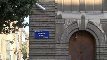 Incendie dans une synagogue d'Anderlecht