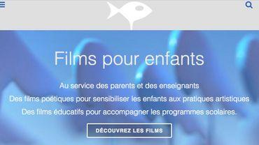 Un portail de films destinés aux enfants gratuit et accessible en ligne