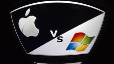 Microsoft prend sa revanche sur Apple en dépassant sa capitalisation boursière