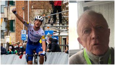 """Bulens: """"Grâce à la force de son équipe, Lampaert pourrait gagner le Ronde ou Roubaix"""""""