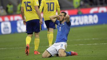 Italie-Suède: 0-0, Thelin monte au jeu (LIVE)