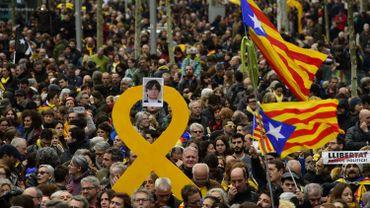 Catalogne: des parlementaires flamands écrivent une lettre ouverte au Premier ministre espagnol