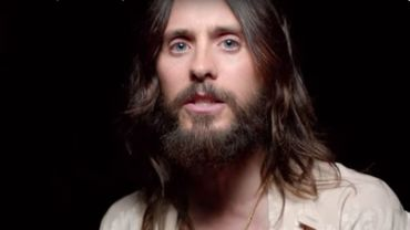 "Jared Ledo dans le dernier clip de Thirty Seconds To Mars ""Rescue Me""."