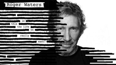 Une fresque de Roger Waters à Bruxelles