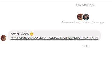 Attention, n'ouvrez pas ce fichier vidéo envoyé par Messenger!