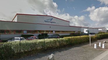 Le site courcellois de Yusen Logistics.