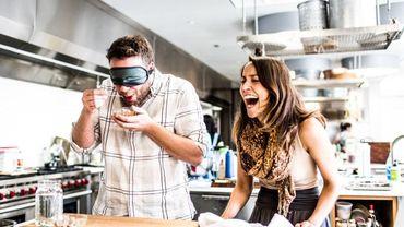 Rendez-vous à Ciney pour un blind test culinaire ... à l'aveugle !