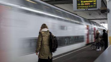 la SNCB a élargi de 5% l'offre des connexions les plus nombreuses.