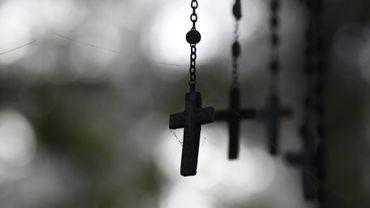 """Selon l'association """"N'ayez pas peur"""" qui aide les victimes des prêtres pédophiles, 56 condamnations ont été prononcées en Pologne au cours des dernières années, dont une partie pour possession de pornographie infantile"""