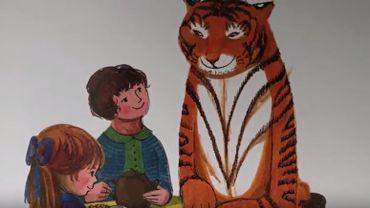 Judith Kerr, sauvée des nazis, fête son anniversaire et celui de son célèbre Tigre