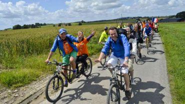 On vous dévoile les étapes 2017 du Beau Vélo de RAVeL !