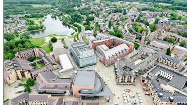 Louvain-la-Neuve voit de nouveaux projets immobiliers se développer. Des biens souvent chers et qui ne profitent guère aux finances communales d'Ottignies Louvain-la-Neuve