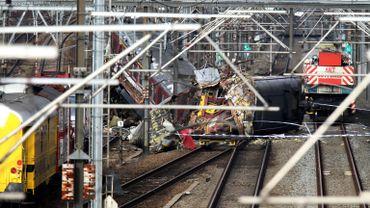 L'accident est survenu le 15 février 2010, à proximité de la gare de Buizingen.
