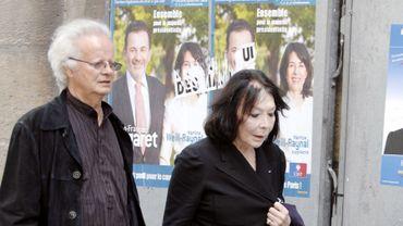 Gérard Jouannest et Juliette Gréco