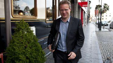 Philippe Henry, ministre wallon de l'Environnement