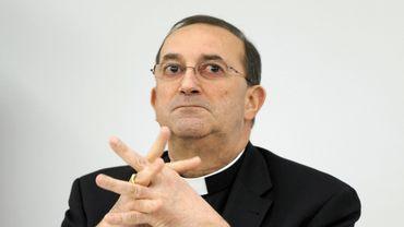 """Monseigneur Harpigny; """"Etre chrétien ça sert à quoi?"""""""
