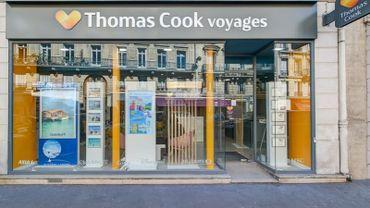 70.000 Belges concernés par la faillite de Thomas Cook