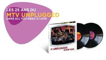 "Nirvana - réédition du ""MTV Unplugged In New York"""