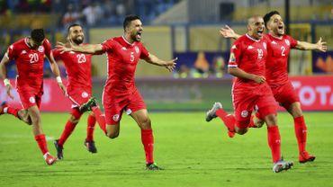 La joie des Tunisiens