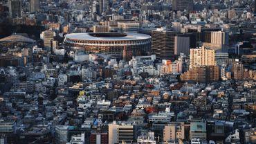 Le stade de Tokyo