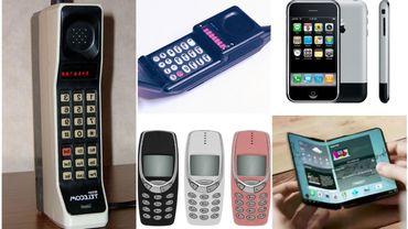 De 1876 à nos jours, le GSM a évolué et évoluera sans doute encore dans les prochaines années