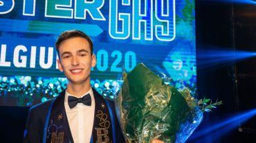 Joren Houtevels avait finalement été élu Mister Gay Belgium 2020.