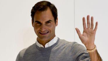 Federer se sent prêt à défendre son titre à Shanghaï