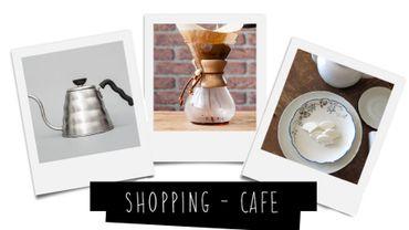 Shopping : des accessoires cafféinés