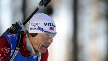 Le biathlète norvégien Hanevold, triple champion olympique, est mort