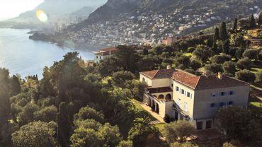 """Villa """"La Pausa"""" imaginée, construite et décorée par Mademoiselle Chanel en 1928."""
