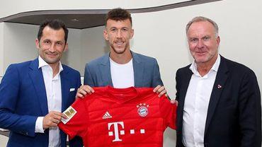 Le Bayern Munich s'offre les services d'Ivan Perisic